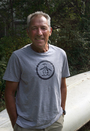 Gloucester: Playwright Israel Horovitz, founder of Gloucester Stage Company. Photo by Kate Glass/Gloucester Daily Times Wednesday, August 26, 2009