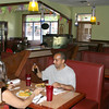 Gloucester: Sam Reinoso and Shannon Seigas have a lunch at No.1. China Buffet on Monday morning. Yama Wok reopened as No.1. China Buffet on August 5th, expanded their space for sitdown dining and they offer variety of meals. <br /> Silvie Lockerova/Gloucester Daily Times