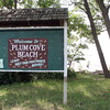 David Le/Gloucester Daily Times. Plum Cove Beach was open once again Thursday afternoon after being closed for around 24 hours after some bacteria was found in the water. 8/18/11.