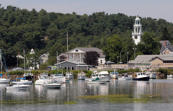 Manchester: A new town bylaw separates control of Manchester Harbor from the Police Department, creating a new Harbormaster position. Photo by Kate Glass/Gloucester Daily Times