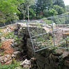 ALLEGRA BOVERMAN/Gloucester Daily Times The dam project at Millbrook Park is going forward.