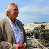ALLEGRA BOVERMAN/Staff photo. Gloucester Daily Times. Gloucester: New Regional head of NOAA, John Bullard.