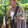 Gloucester:Annette Dion performs on Main Street during the 54th annual Gloucester Sidewalk Bazaar. Jim Vaiknoras/staff photo