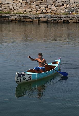 Lane's Cove Canoe