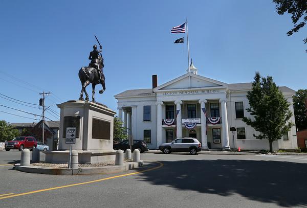 Legion Memorial Building
