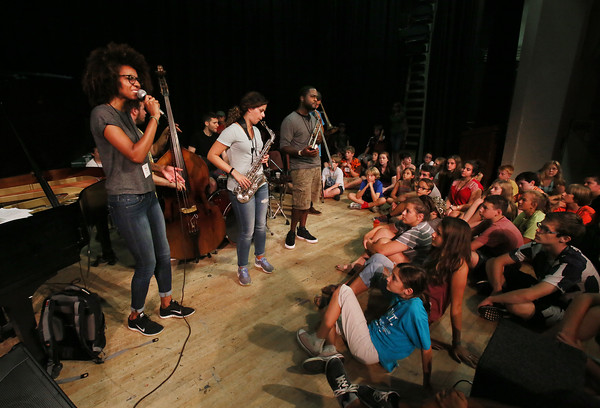 Rockport Jazz Camp