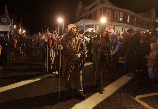 Rockport Nativity Pageant