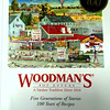 "Heather Atwood/Special to the Times<br /> Give five generations of stories, 100 years of recipes with ""Woodman's of Essex"" by Winslow Pettingell."