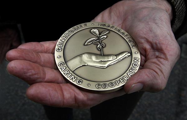 Linzee Coolidge Honored