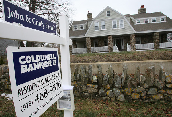 Rockport: Property tax rates in Rockport will increase by six percent to offset the drop in home prices. Photo by Kate Glass/Gloucester Daily Times