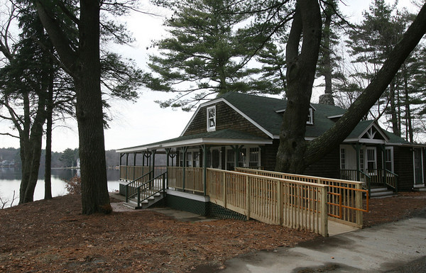 """Essex: The town of Essex is looking to sell the cottage at Centennial Grove after it was renovated for filming of the movie """"Grown Ups."""" Photo by Kate Glass/Gloucester Daily Times"""
