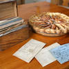 The Brass sisters often cook from handwritten recipe cards. Photo by Kate Glass/Gloucester Daily Times