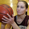 Gloucester: Gloucester junior point guard Hannah Cain. Mary Muckenhoupt/Gloucester Daily Times