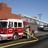 Gloucester: The Gloucester Fire Department responded to a fire at the Jodrey State Fish Pier that was contained to one office.  The fire was quickly knocked down by firefighters on arrival. Mary Muckenhoupt/Gloucester Daily Times