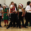 Manchester: The Soundwaves perform during a holiday assembly at Manchester Essex Regional Middle and High School on Thursday. Photo by Kate Glass/Gloucester Daily Times