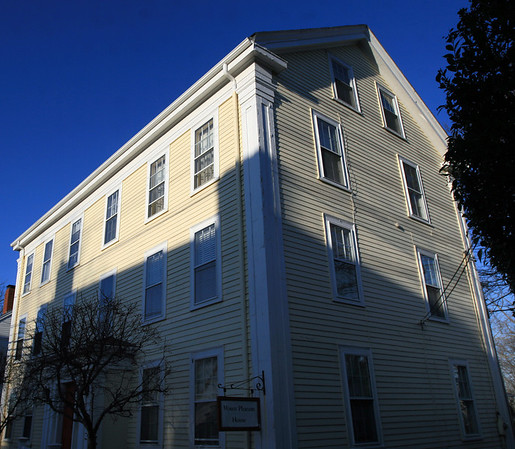 ALLEGRA BOVERMAN/Staff photo. Gloucester Daily Times.Rockport: 57 Mount Pleasant Street in Rockport.