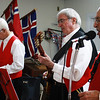 From left, Dan Murphy, Mark French and Bob Landoni, creating the Class Act Trio, perform Christmas tunes for folks at the Jul Festival at the Spiran Hall in Rockport on Saturday morning. Jesse Poole/Gloucester Daily Times Dec. 12, 2011