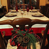 """Allegra Boverman/Gloucester Daily Times. In the dining room of a 1920s-style home in Rockport that will be part of the second SeaShells and Jingle Bells benefit featuring a holiday inn and house tour takes place on Saturday, Dec. 8 from 1p.m. to 5 p.m. featuring 12 homes and inns. Each site will feature a sampling of food or drink.  Proceeds support the Rockport High School DECA program and marketing classes. Tickets are available at: Rockport Inn and Suites at 183 Main St. and ToadHall Bookstore, both in Rockport, or online at<a href=""""http://seashellsandjinglebellsrkpt.blogspot.com/"""">http://seashellsandjinglebellsrkpt.blogspot.com/</a>."""
