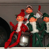 "Allegra Boverman/Gloucester Daily Times. Elves sit merrily atop kitchen cabinets in a 1920s-style home in Rockport that will be part of the second Sea Shells and Jingle Bells benefit featuring a holiday inn and house tour takes place on Saturday, Dec. 8 from 1 p.m. to 5 p.m. featuring 12 homes and inns. Each site will feature a sampling of food or drink.  Proceeds support the Rockport High School DECA program and marketing classes. Tickets are available at: Rockport Inn and Suites at 183 Main St. and Toad Hall Bookstore, both in Rockport, or online at <a href=""http://seashellsandjinglebellsrkpt.blogspot.com/"">http://seashellsandjinglebellsrkpt.blogspot.com/</a>."
