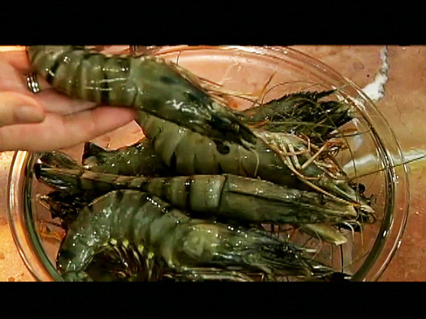 MPN/Courtesy photo<br /> Giant shrimp are used in this dish, Gamberoni all'Amalfitana, perfect for a holiday dinner for four.
