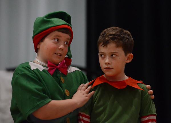 'A Christmas Peter Pan'