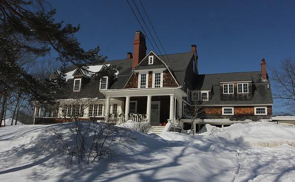 T.S. Eliot's Boyhood Summer Home