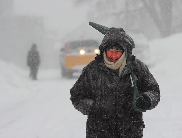 Third Major Snowstorm