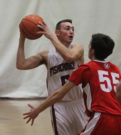 Gloucester vs. Melrose Basketball