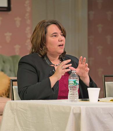 DESI SMITH/Staff photo. State Rep. Ann-Margaret Ferrante.