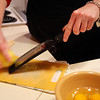 Essex: Zesting the lemon. Photo by Kate Glass/Gloucester Daily Times Monday, February 9, 2009