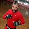 Gloucester: Christian Rivera, a mixed martial arts fighter, will be fighting in New Hampshire this weekend as part of the Global Fighting League. Mary Muckenhoupt/Gloucester Daily Times