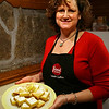 Essex: Laurie Lufkin of Essex will be featured in Sunday's episode of Ultimate Recipe Showdown on the Food Network. Photo by Kate Glass/Gloucester Daily Times Monday, February 9, 2009