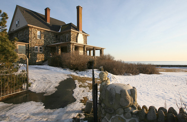 Rockport: This home at 77 Penzance Rd. in Rockport was the site of a vicious attack that put one man in the hospital and another in jail. Photo by Kate Glass/Gloucester Daily Times Monday, February 2, 2009