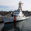 Gloucester: The USCGC Grand Isle docked at the Jodrey State Fish Pier. Photo by Kate Glass/Gloucester Daily Times Tuesday, February 24, 2009