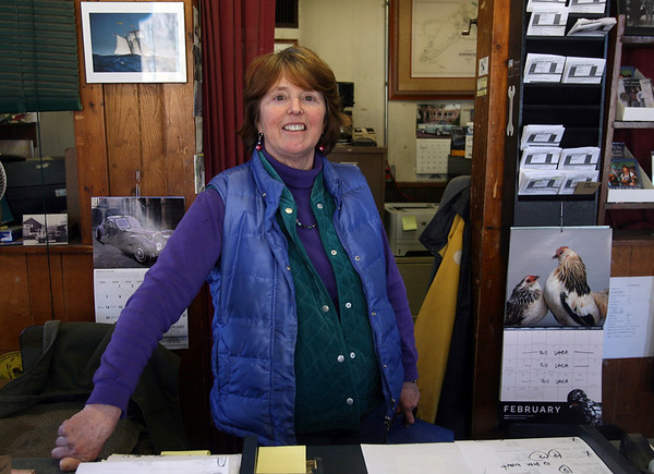 Essex: Daisy Nell will be stepping down from Cape Ann TV's board of directors. Photo by Kate Glass/Gloucester Daily Times