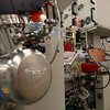 Gloucester: The magnet assembly used to filter ion beams in the Varian Solion at Varian Semiconductor Equipment Associates Inc. The company recently received $4.8 million in funding from the Department of Energy for development of photovoltaic technologies. Photo by Kate Glass/Gloucester Daily Times