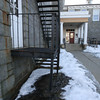 Rockport: The Rockport Library is one of seven entities that applied for Community Preservation Funding. The library is seeking improvements to its main entrances as well as fire escapes, which are rusting. Photo by Kate Glass/Gloucester Daily Times