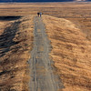 ALLEGRA BOVERMAN/Staff photo. Newburyport Daily News. Newburyport: People walk in the Hellcat Wildlife Observation area of Parker River National Wildlife Refuge.