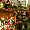 Allegra Boverman/Gloucester Daily Times. One of the refrigerators at Audrey's Flower Shop on Wednesday is full of orders for delivery on Valentine's Day.