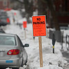 Allegra Boverman/Gloucester Daily Times. Snow will continue to be removed from downtown Gloucester on Tuesday.