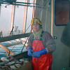 Mary Beth de Poutiloff has been fishing up and down the east coast for 21 years.