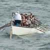 DESI SMITH/Staff photo.    Sunday Seine boat Champs head out at the start.<br />   June 29,2014