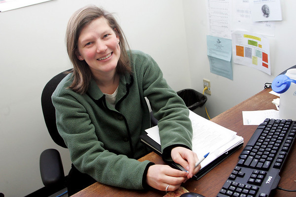 Gloucester: Chassea Golden Robinson is the new public health nurse for the city of Gloucester. Mary Muckenhoupt/Gloucester Daily Times