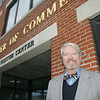 Gloucester: Bob Hastings is the new executive director of the Cape Ann Chamber of Commerce. Mary Muckenhoupt/Gloucester Daily Times