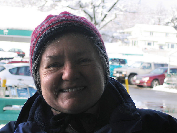 Gloucester: June Michaels. Photo by Emily DaSilva/Gloucester Daily Times Monday, January 19, 2009