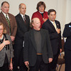 Gloucester: Gordon Baird lead the crowd in singing the National Anthem during the Inaguration Ceremonies at Gloucester City Hall Friday afternoon.  Mayor Carolyn Kirk, School Committee members and City Council members were all sworn into office in the Kyrouz Auditorium.  Also pictured, State Rep. Ann-Margaret Ferrante, right, State Sen. Bruce Tarr, and Mayor Carolyn Kirk, left. Mary Muckenhoupt/Gloucester Daily Times