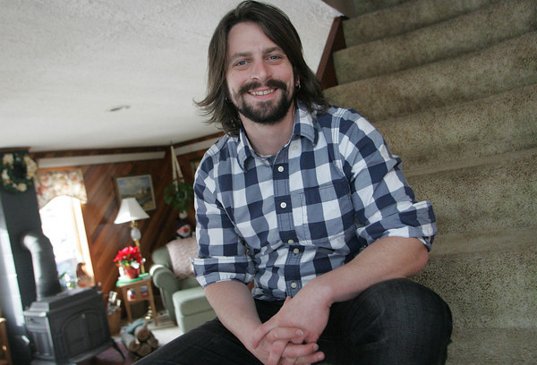 Rockport: Matt Manchester, originally from Rockport, works for Nintendo and has designed video games with Rockport inired scenery. Mary Muckenhoupt/Gloucester Daily Times