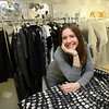 Gloucester: Gloucester native Jen Greeke recently debuted her fashion line, Harpy, at StyleWeek in Providence. Photo by Kate Glass/Gloucester Daily Times