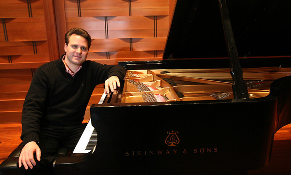"ALLEGRA BOVERMAN/Staff photo. Gloucester Daily Times. Rockport: German pianist Clemens Teufel will be performing at the Shalin Liu Performance Center in Rockport on Saturday, Jan. 14, 8 pm, with a pre-concert talk, 7 pm. See the Rockport Music website <a href=""http://www.rcmf.org/"">http://www.rcmf.org/</a> for tickets and information or call 978.546.7391."