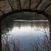 ALLEGRA BOVERMAN/Staff photo. Gloucester Daily Times. Gloucester: Ice is forming on Buswell Pond along Western Avenue.